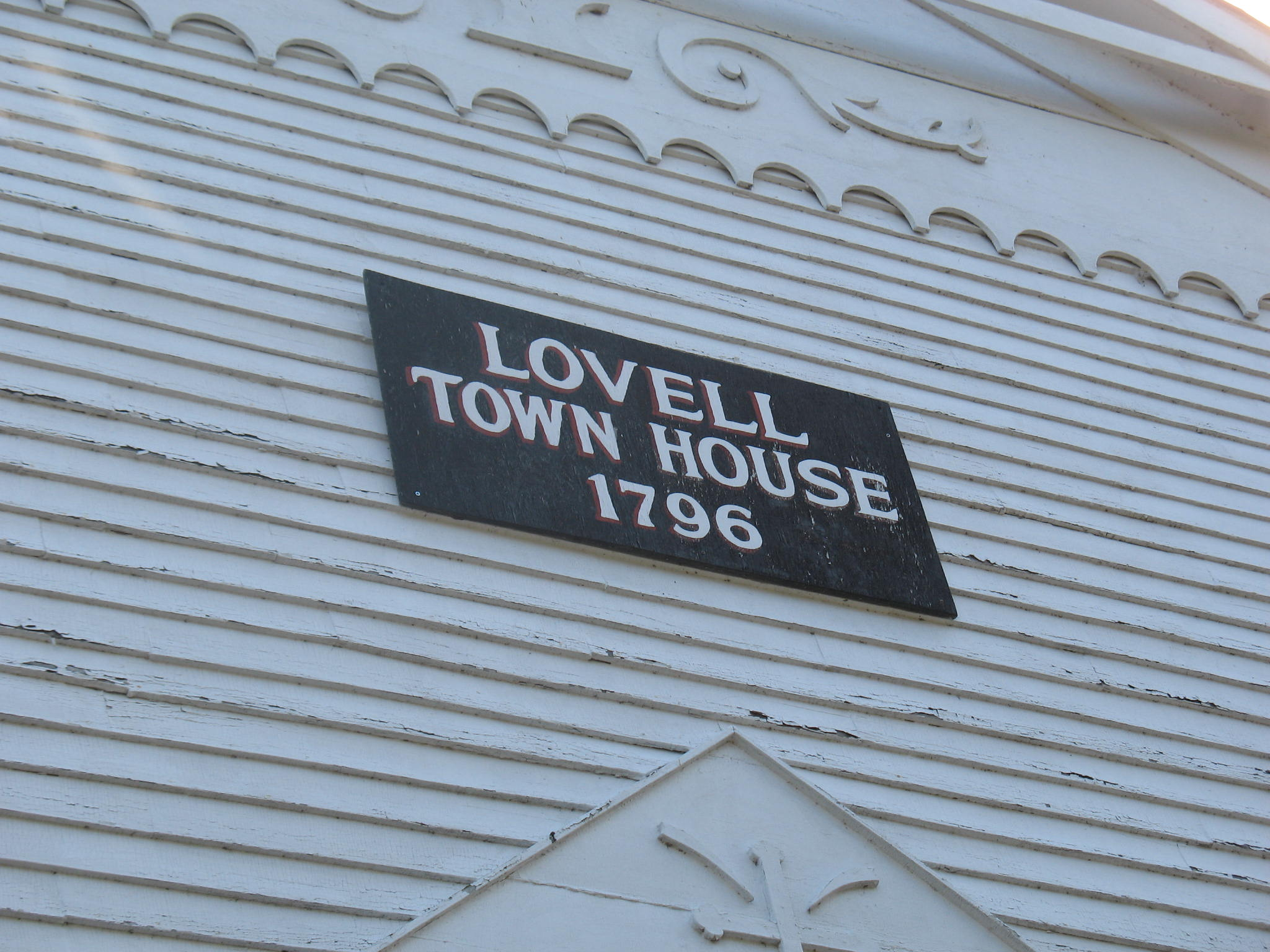 Lovell City