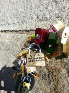2013 Brooklyn Bridge Locks