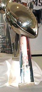 2013 Lombardi trophy