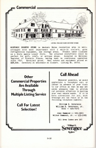 Severance 1983 Property Guide  5      209