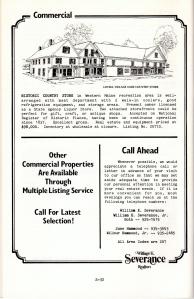 Severance 1983 Property Guide  5      209