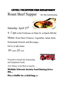 2015 LVFD Roast Beef Supper  616