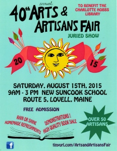 Arts and Artisans 40th Annual Poster114